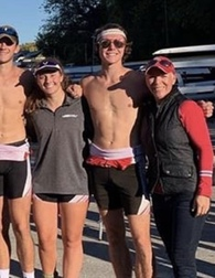 John Anderson's Men's Rowing Recruiting Profile