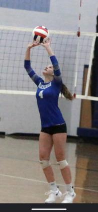 Kriston Whitesell's Women's Volleyball Recruiting Profile