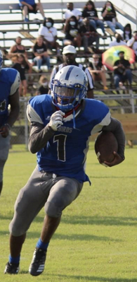 Jamaille Beale's Football Recruiting Profile