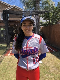 Natalie Alvarez's Softball Recruiting Profile