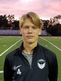 Cade Dougan's Men's Soccer Recruiting Profile