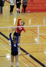 Payton Rink's Women's Volleyball Recruiting Profile