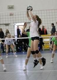 Megan Bushnell's Women's Volleyball Recruiting Profile