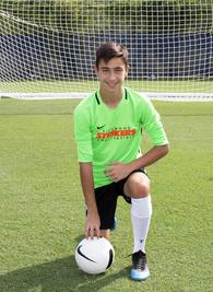 Marcus Andriano's Men's Soccer Recruiting Profile