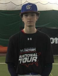 Jonah Boyea's Baseball Recruiting Profile