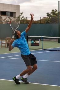 Parashar Bharadwaj's Men's Tennis Recruiting Profile