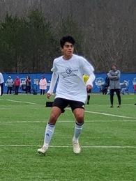 Pj Reyes's Men's Soccer Recruiting Profile