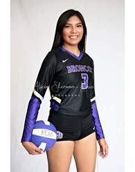 Gabrianna Rose White-David's Women's Volleyball Recruiting Profile