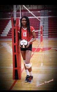 Jasmine Heyward's Women's Volleyball Recruiting Profile