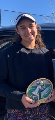 Arianna VanHouweling's Women's Tennis Recruiting Profile