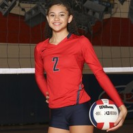 Alyssa Worden's Women's Volleyball Recruiting Profile