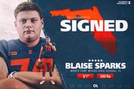 Blaise Sparks's Football Recruiting Profile