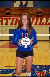 Mackenzie Martin's Women's Volleyball Recruiting Profile