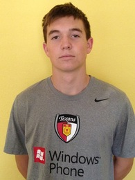 Bryce McAllister's Men's Soccer Recruiting Profile