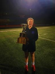 Mackenzie Dewey's Women's Soccer Recruiting Profile