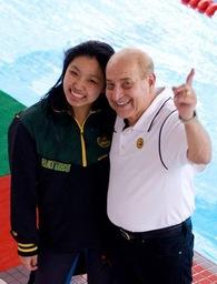 Cathleen Li's Women's Swimming Recruiting Profile