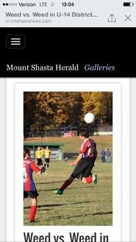 Kaydin Sarti's Men's Soccer Recruiting Profile