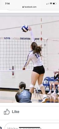 Danni Blair's Women's Volleyball Recruiting Profile