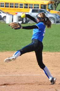 Camille Coyne's Softball Recruiting Profile