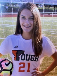 McKenzie Pritts's Women's Soccer Recruiting Profile