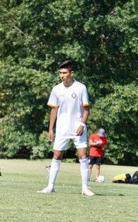 Alex Ramos's Men's Soccer Recruiting Profile