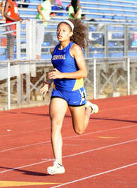 Naiya Smith's Women's Track Recruiting Profile