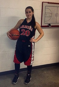 Allie Taberski's Women's Basketball Recruiting Profile