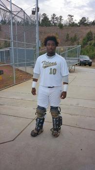 Antonio Gamble, Jr.'s Baseball Recruiting Profile