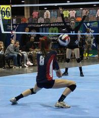 Anna MacDonald's Women's Volleyball Recruiting Profile