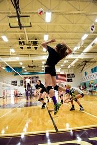 Journee Sutton's Women's Volleyball Recruiting Profile