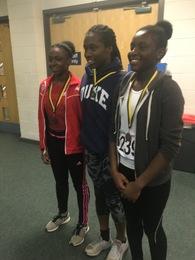 Tochi Okoli's Women's Track Recruiting Profile