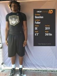 Quashon Fuller's Football Recruiting Profile