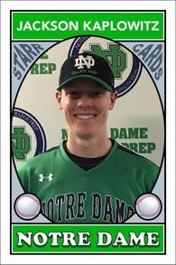 Jackson Kaplowitz's Baseball Recruiting Profile