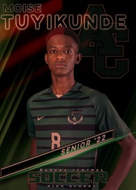 Moise Tuyikunde's Men's Soccer Recruiting Profile