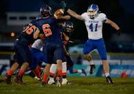 Parker Workman's Football Recruiting Profile