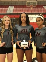 Mackenzie McCarty-Hubbard's Women's Volleyball Recruiting Profile
