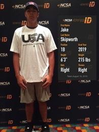 Jake Skipworth's Baseball Recruiting Profile