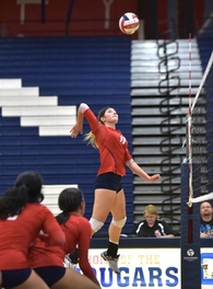 Madison Karcich's Women's Volleyball Recruiting Profile