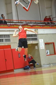 Adam Conklin's Men's Volleyball Recruiting Profile
