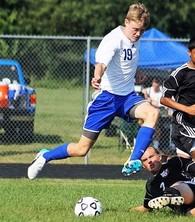 Cameron Bohrer's Men's Soccer Recruiting Profile