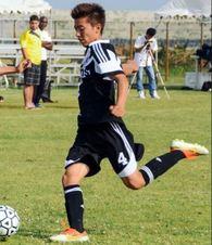 Kai Cordrey's Men's Soccer Recruiting Profile