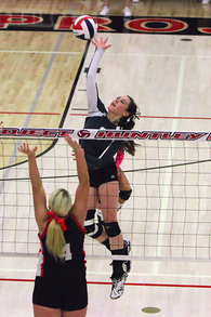 Desirae Gibson's Women's Volleyball Recruiting Profile