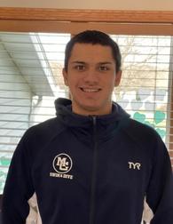 Cameron Tejeda's Men's Swimming Recruiting Profile