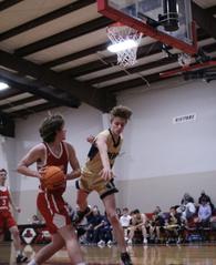 Harrison Lewis's Men's Basketball Recruiting Profile