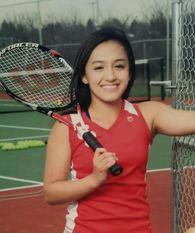 Dania Jones's Women's Tennis Recruiting Profile
