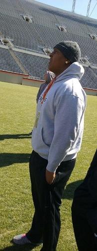 Janaz Jordan's Football Recruiting Profile
