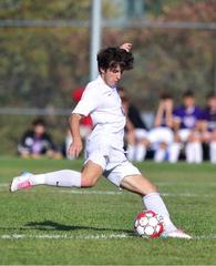 Dylan McIntosh's Men's Soccer Recruiting Profile