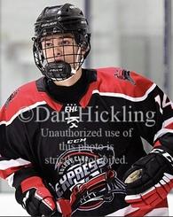 Louis-Mathieu Ruel's Men's Ice Hockey Recruiting Profile