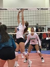 Morghan Tilton's Women's Volleyball Recruiting Profile