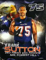 Frank Sutton, Jr's Football Recruiting Profile